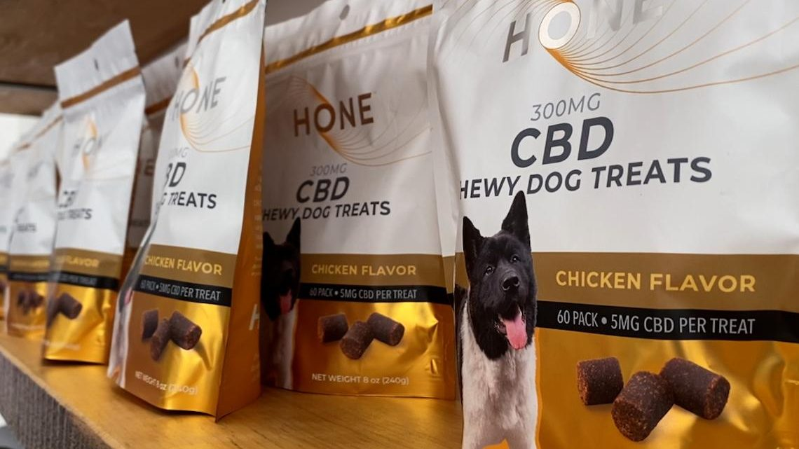 Le CBD et votre animal de compagnie : les vétérinaires locaux ont les mains liées même en en parlant