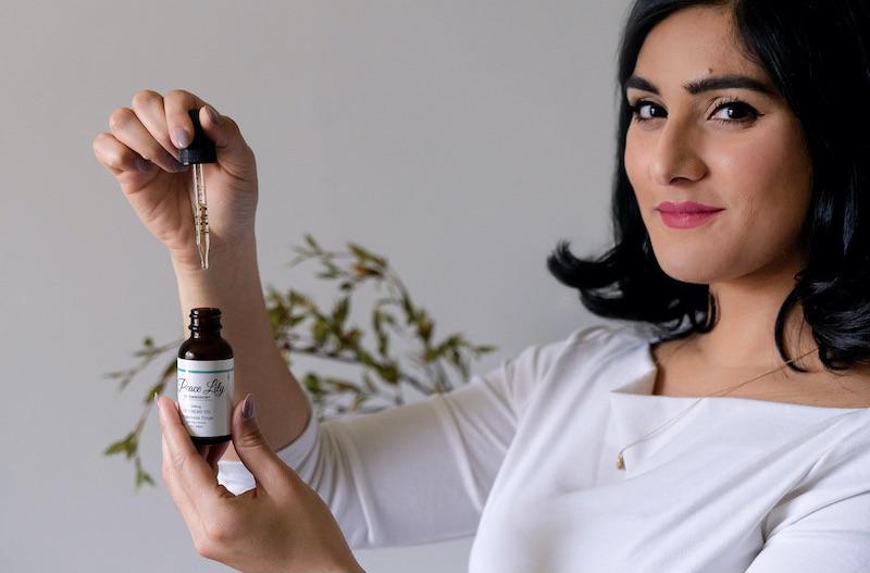 Le fondateur du Dr Peace Lily veut vous aider à combattre le stress avec le CBD