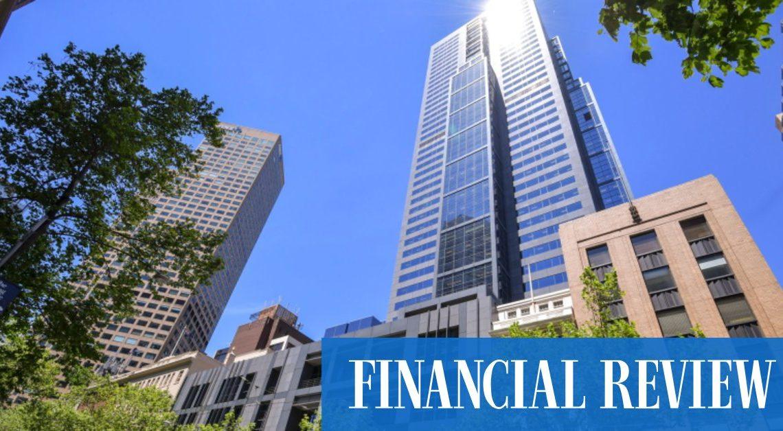 Le marché du crédit-bail CBD de Melbourne voit des pousses vertes
