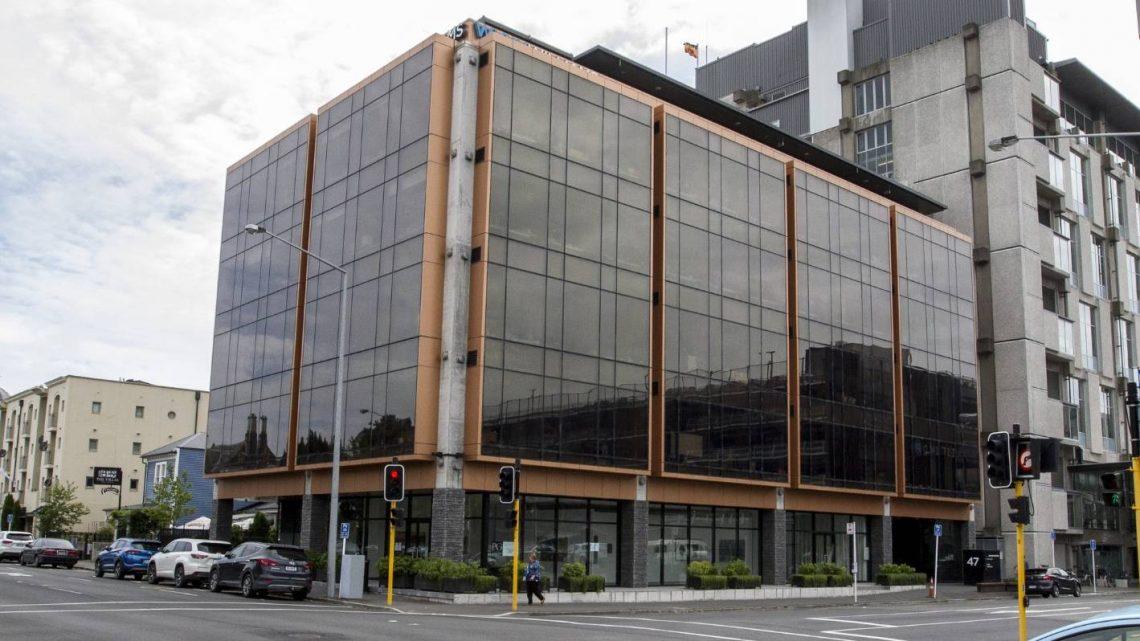 Le mystère de l'inondation du sous-sol dans les nouveaux bâtiments du CBD de Christchurch