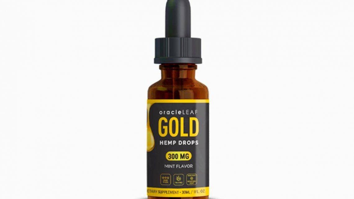 OracleLEAF Gold Reviews – Les gouttes de chanvre Oracle LEAF Gold CBD fonctionnent-elles?