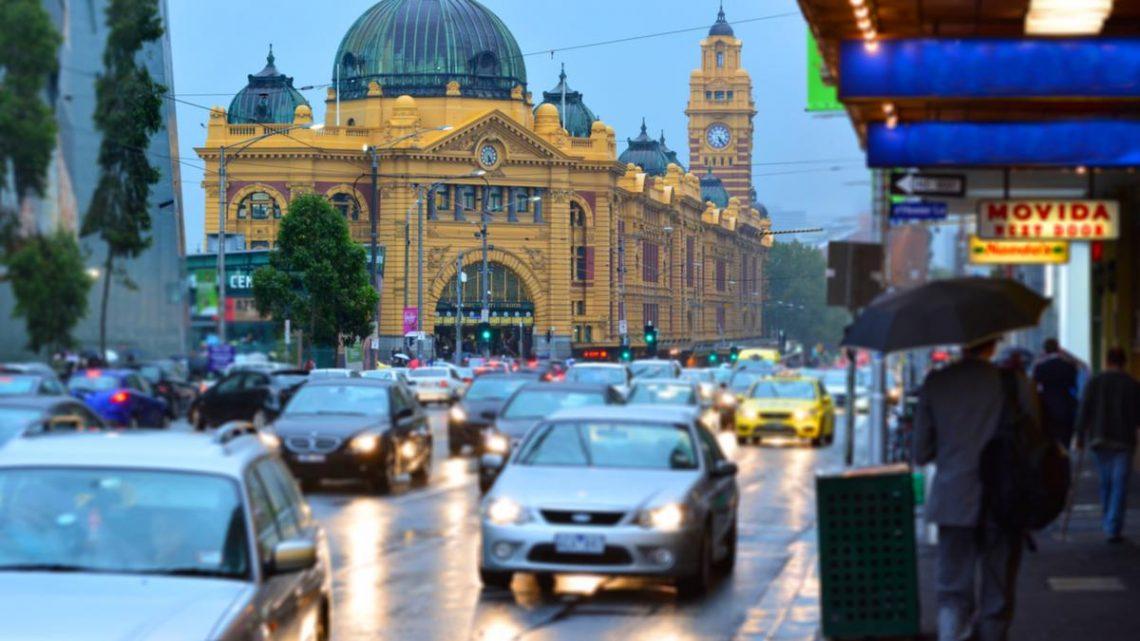 Parking CBD pas cher proposé dans la ville de Melbourne du lundi au mois d'août