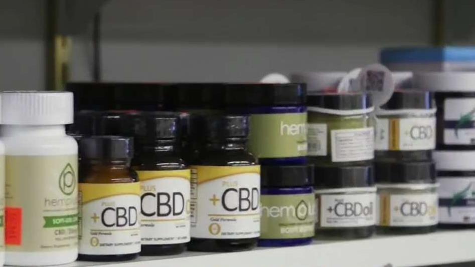 Une nouvelle loi sur le cannabis a rendu certains produits de CBD et de chanvre illégaux – NBC Connecticut