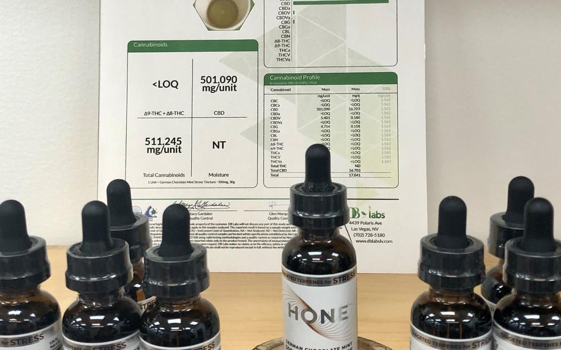 L'équipe de Green Therapy rappelle aux consommateurs qu'il est essentiel pour tout produit CBD d'avoir un certificat d'analyse, qui montre que le produit a été examiné par un laboratoire tiers accrédité et contient la quantité annoncée de CBD.  Par Tammy Swift