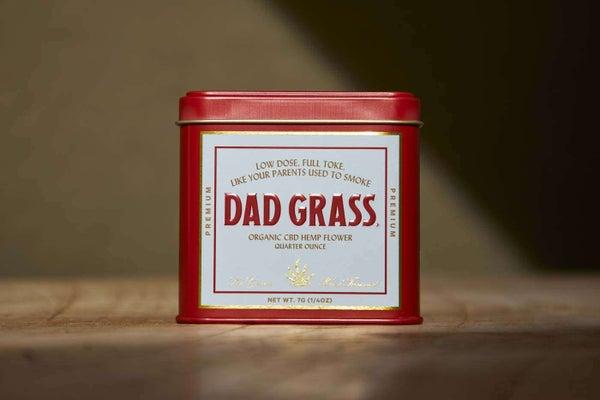 Papa Grass CBD Fleur de chanvre Quart d'once