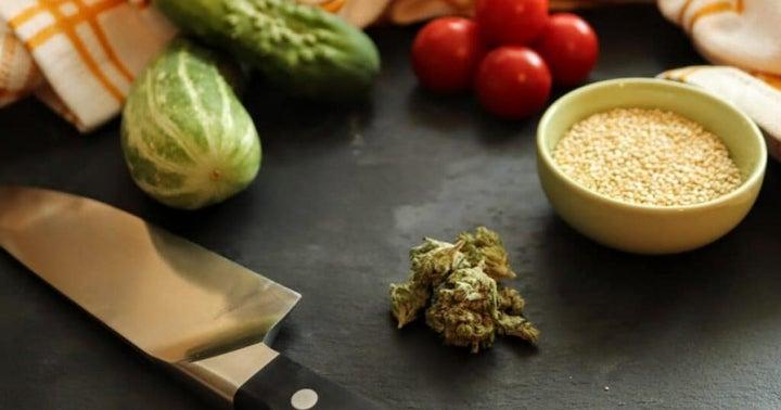 4 étapes simples pour commencer à faire des goodies végétaliens infusés au cannabis et au CBD