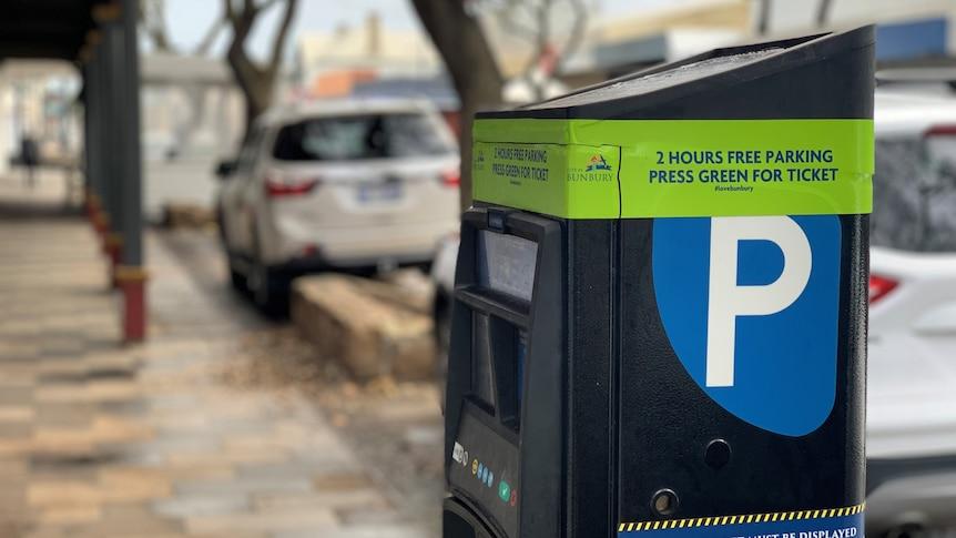 Bunbury va rénover le système de stationnement dans le CBD avec de nouveaux capteurs numériques