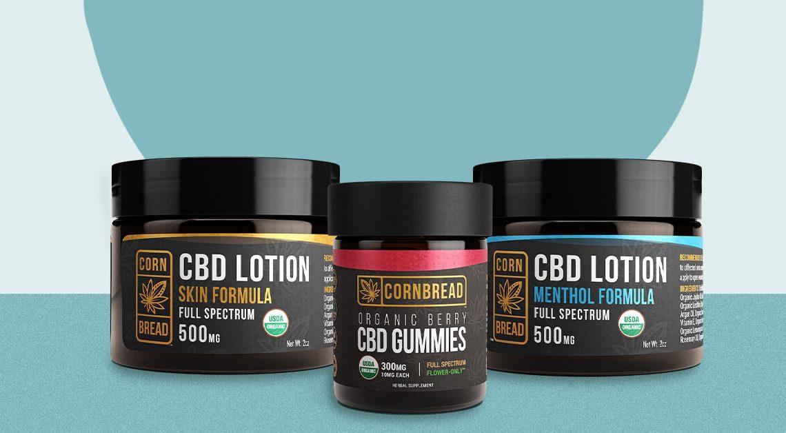 Cornbread Hemp CBD Review 2021: Avantages, inconvénients, meilleurs produits