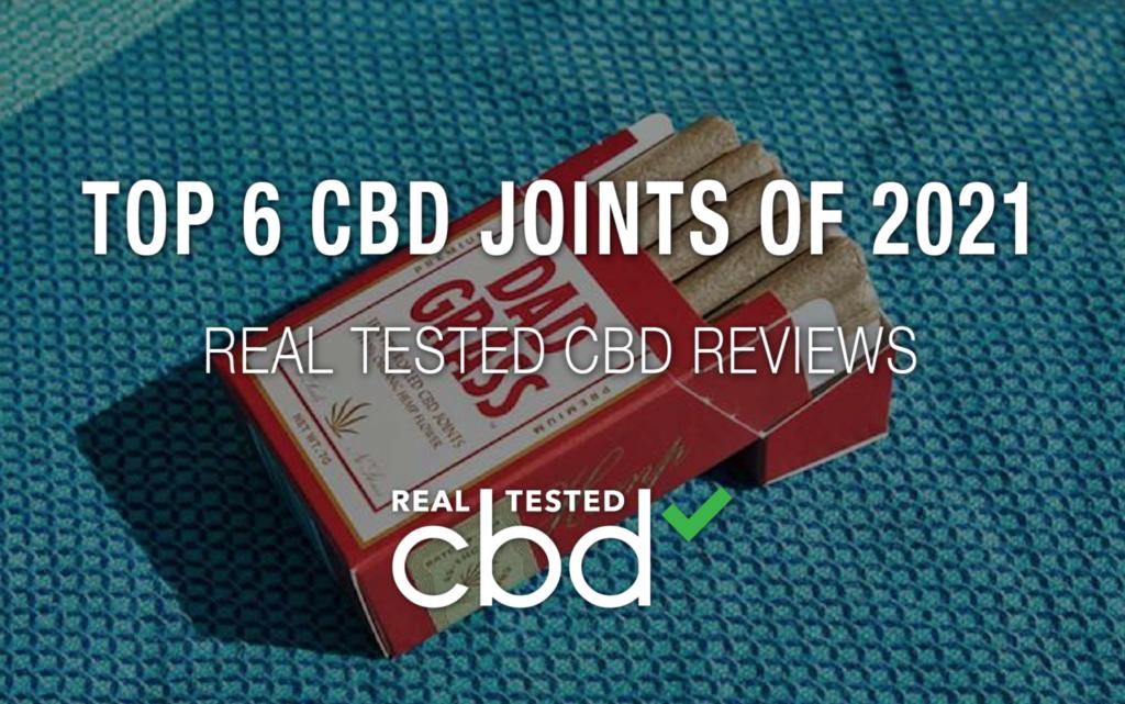 De vrais tests de CBD : les 6 meilleurs joints de CBD de 2021