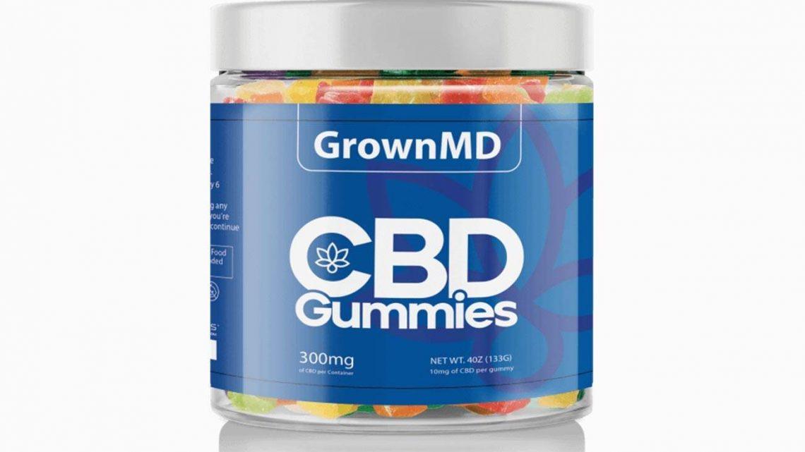 GrownMD CBD Gummies – Prix, ingrédients et effets secondaires ?