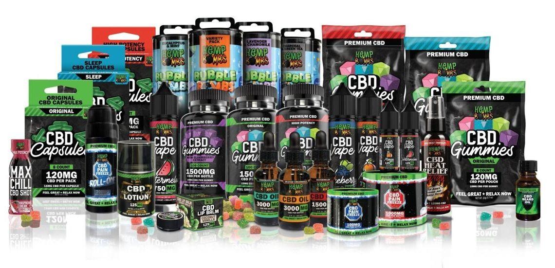 Hemp Bombs®, la marque phare de CBD de Global Widget, célèbre son 5e anniversaire avec des produits primés, une croissance continue et une «immense gratitude»    nouvelles nationales