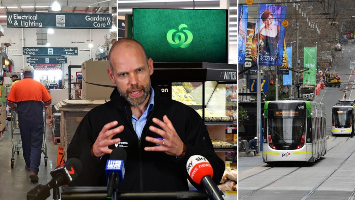La liste des sites d'exposition au COVID de Victoria comprend CBD Bank of Melbourne, IKEA et le nettoyeur à sec Hadfield