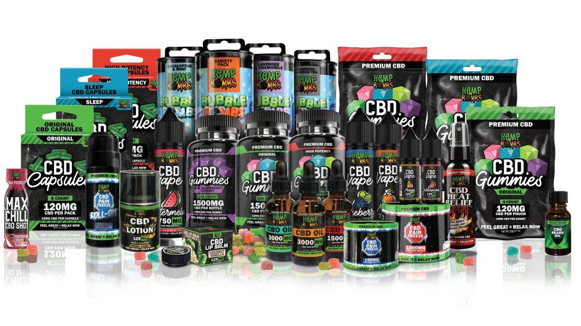 La marque phare de CBD de Global Widget, Hemp Bombs®, célèbre son 5e anniversaire avec des produits primés, une croissance continue et une «immense gratitude»