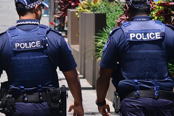 La présence policière se renforce dans les rues du CBD à cause du renseignement de protestation