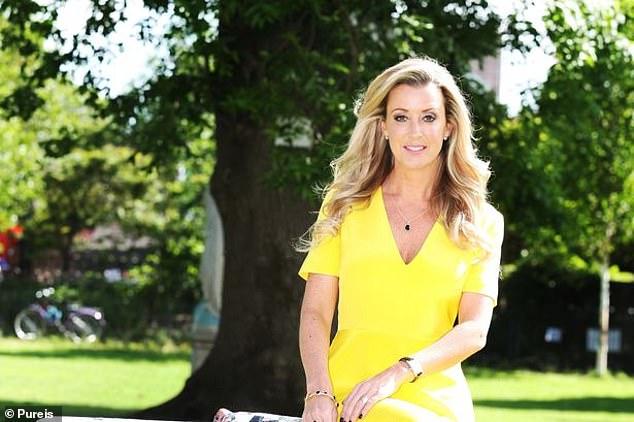 La star irlandaise de Dragon's Den lance la marque d'huile de CBD Pureis