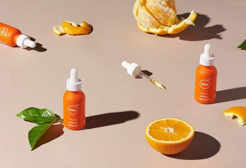 Le nouveau CBD provient des écorces d'orange