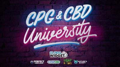 Le podcast CPG & CBD University de Global Widget nommé Podcast de l'année dans le cadre des Digital Marketing & Social Media Awards de PR Daily