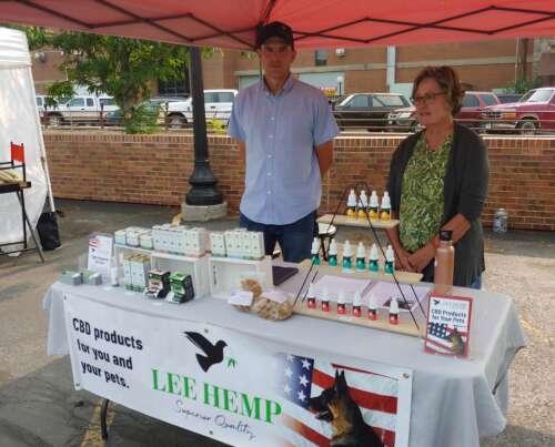 Lee Hemp fabrique des produits CBD locaux – The Durango Herald