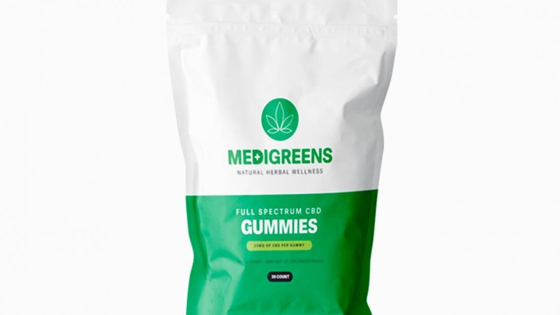 MediGreens CBD Gummies Review – Un produit CBD Gummy efficace ?