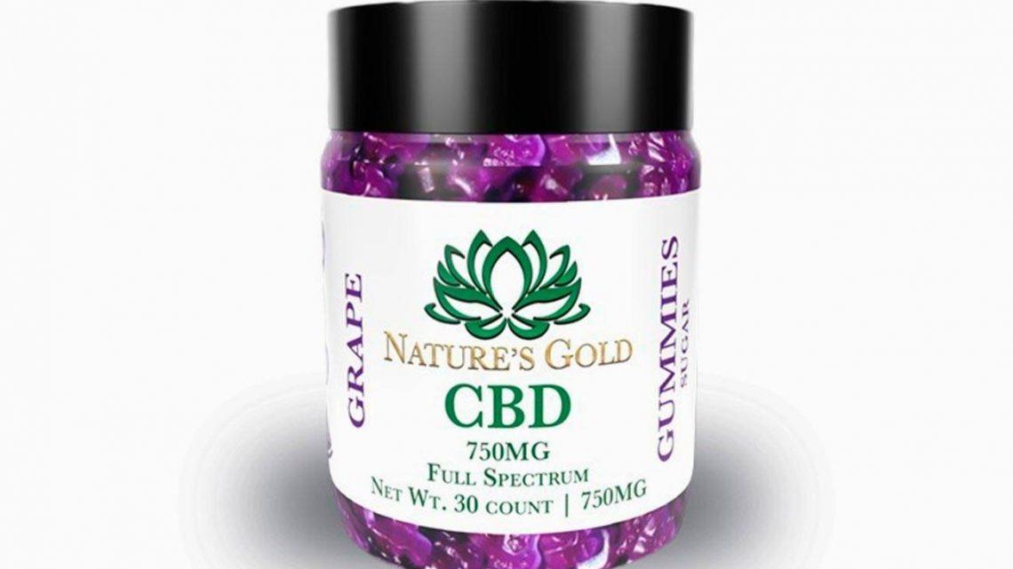 Revue Natures Gold CBD Gummies : Comestible CBD Gummy efficace ?