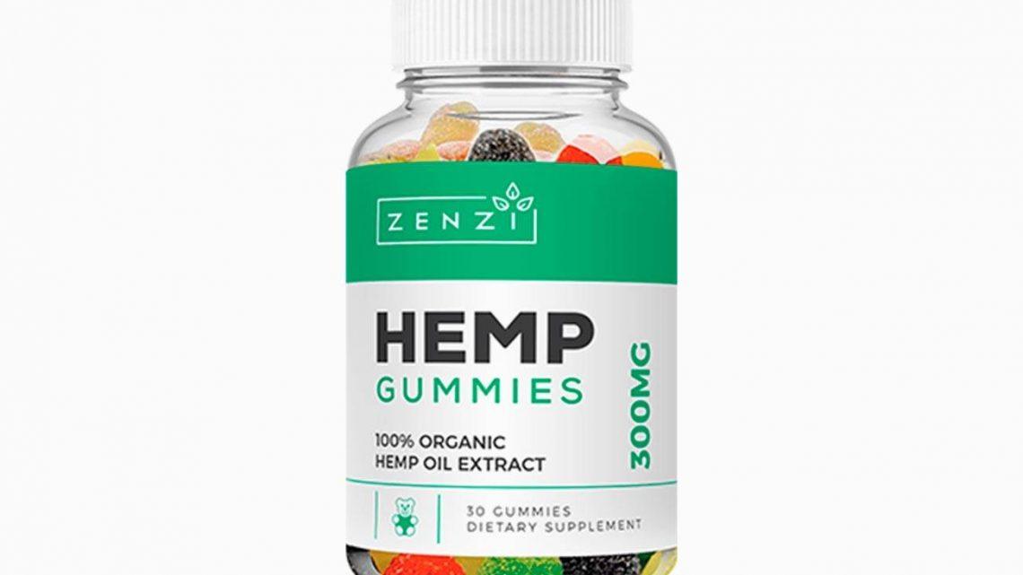 Revue Zenzi CBD Gummies : produit faible ou résultats légitimes ?