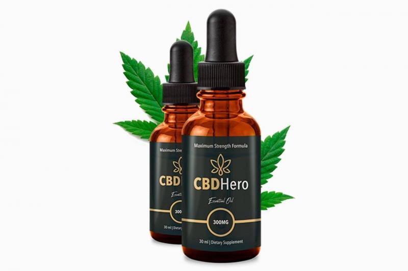 Avis sur l'huile de CBD Hero – [HOAX or Cannabis] Prix, Ingrédients !