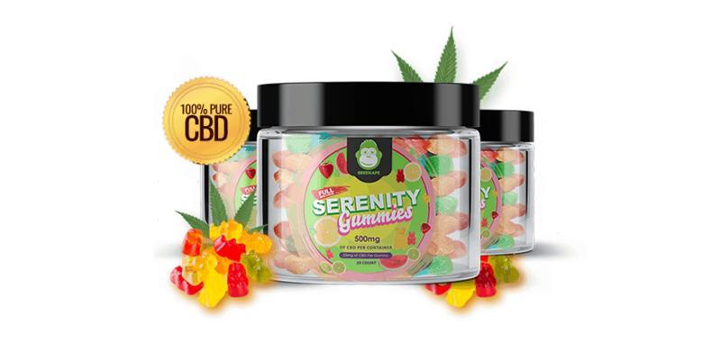 Serenity CBD Gummies – Est-ce que ça marche vraiment ?  Lire le dossier de presse