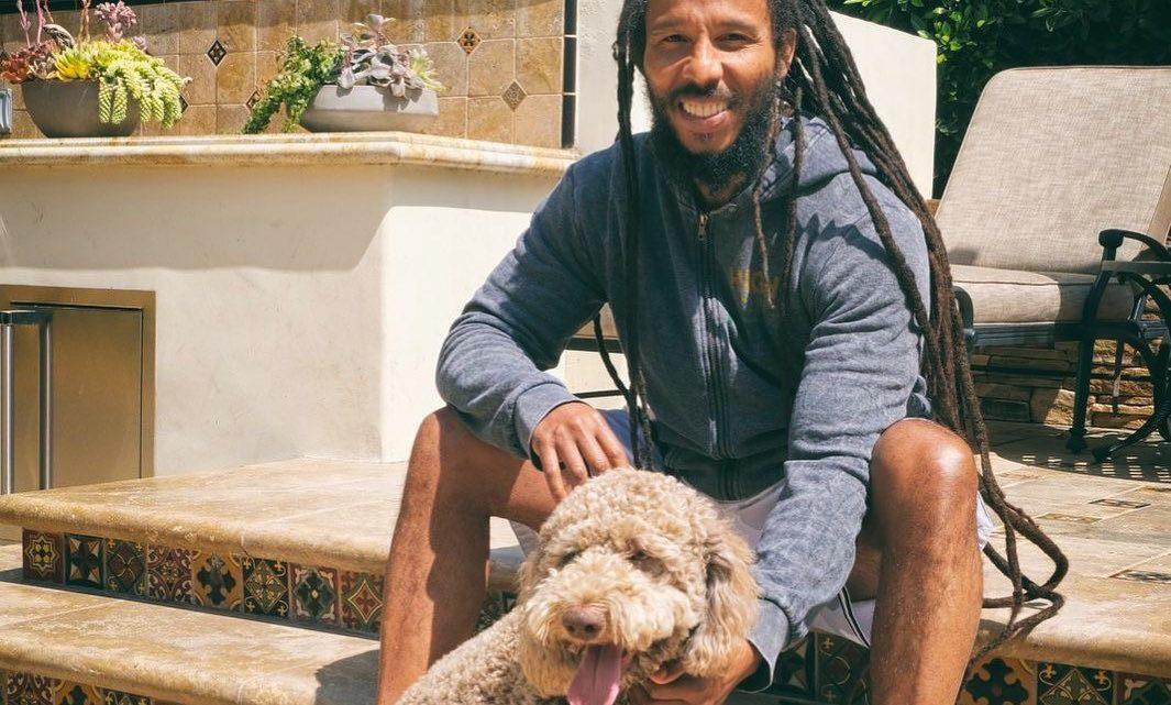 Ziggy Marley lance une gamme de produits de bien-être végétaliens CBD pour animaux de compagnie
