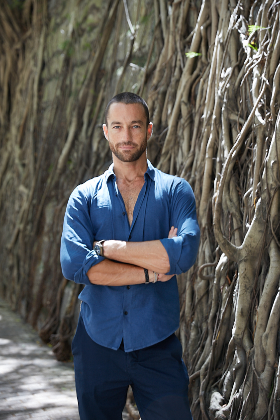 Nicolas Pollet, nature, vert, bien-être