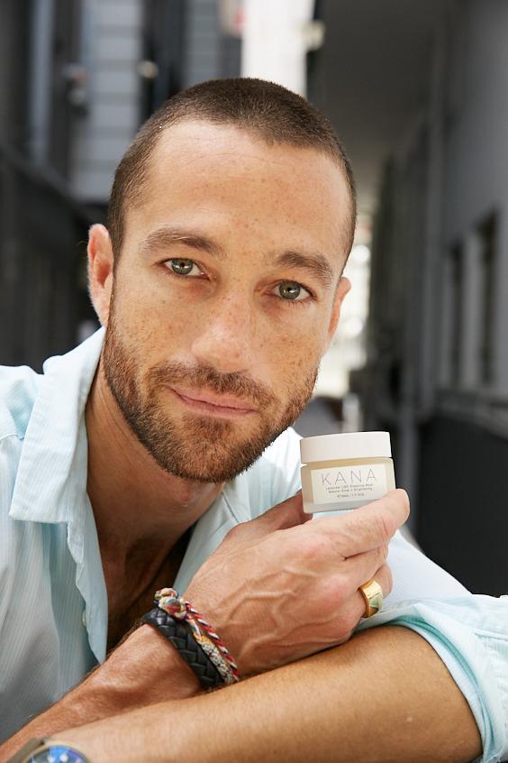 Nicolas Pollet, Masque de sommeil Kana, Kana Skincare