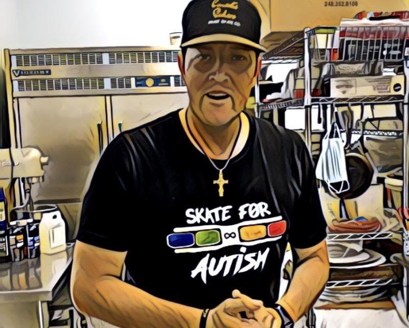 131-Anton: PDG de Nu Light, patineur à roues alignées, activiste dans l'industrie du CBD, a travaillé avec une église amérindienne
