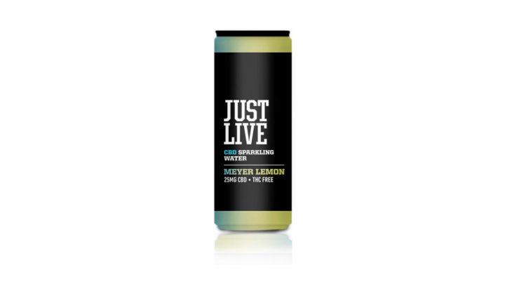 Just Live® s'associe à Vertical Wellness et CanaFarma pour lancer une eau pétillante infusée de CBD fondée par Athlete, Nature Grounded