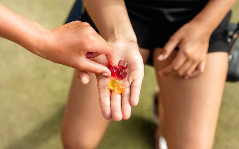 Avis sur Royal Blend CBD Gummies