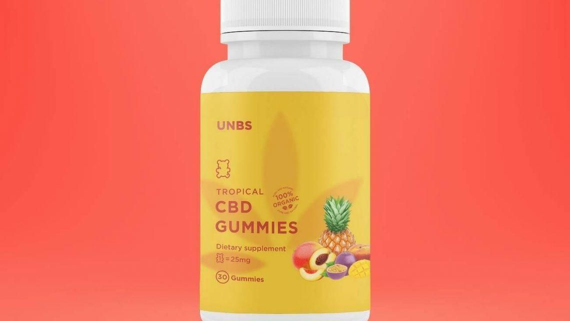 Examen UNBS Tropical CBD Gummies: Sachez-le avant d'acheter