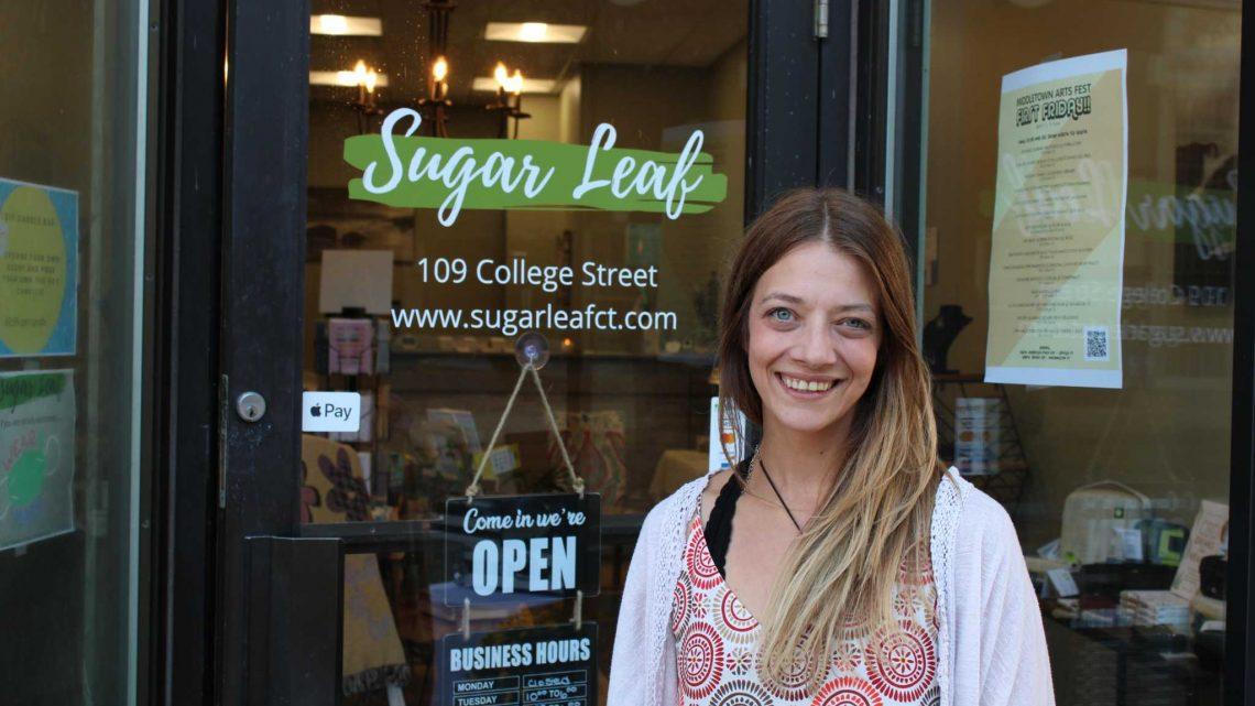 La boutique CBD Sugar Leaf de Middletown soutient les femmes entrepreneurs