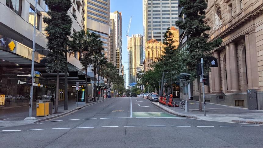 Les entreprises CBD de Brisbane confrontées à une menace existentielle après COVID-19 avec des personnes préférant travailler à domicile