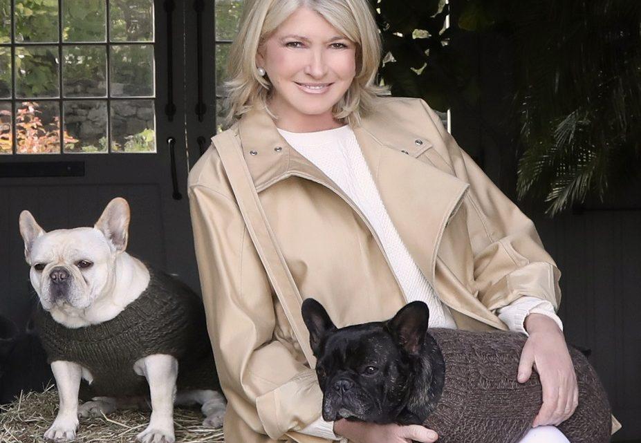 Martha Stewart discute du CBD pour animaux de compagnie et du partenariat pour la croissance de la canopée