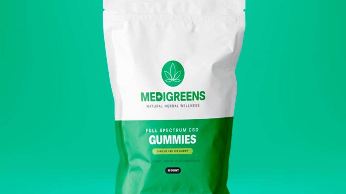 Medigreens CBD Gummies : Gummy CBD de haute qualité qui vaut la peine d'être acheté ?