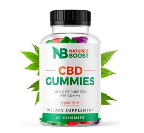 Nature's Boost CBD Gummies Effets secondaires négatifs dangereux?